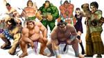 Video Game Archetypes: Sumo Wrestlers