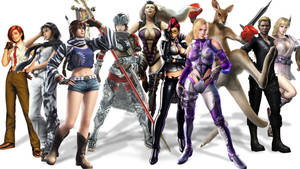 Video Game Archetypes: Ass-Kicking Mothers