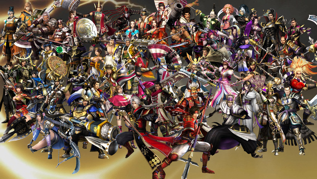 "Latest Samurai Warriors 4-II Screenshots Features The ""Special ..."