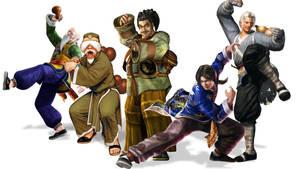 Video Game Archetypes: Drunken Masters