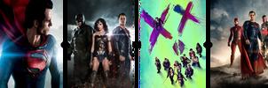 DC Extended Universe Timeline