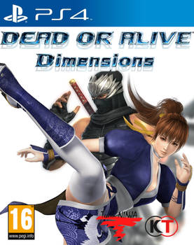 Dead or Alive Dimensions (PS4)