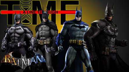 Batman: Arkham - A Line Through Time by The4thSnake