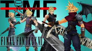 Final Fantasy VII - A Line Through Time