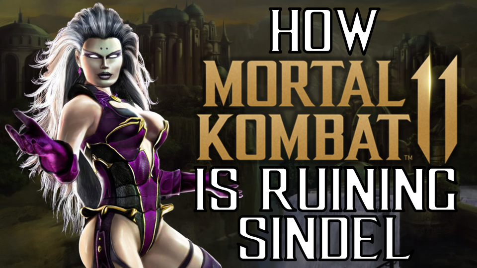 How Mortal Kombat 11 is Ruining Sindel (DLC Leaks) by The4thSnake on