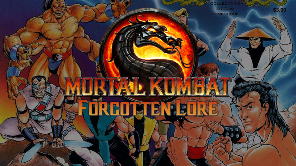 The Forgotten Lore of Mortal Kombat 1 by The4thSnake on