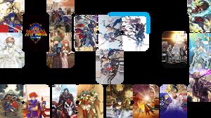 Fire Emblem Timelines