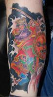 Japanese tattoo by Diamondback-Tattoo
