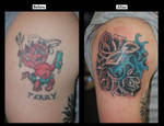 Red Devil cover up