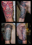 Devil Cover Up