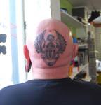head scarab