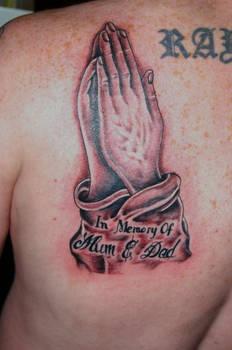 Praying hands no 2