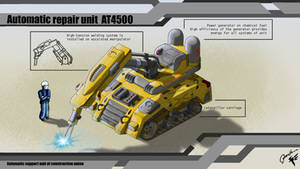 Repair unit by Cyber--Hawk