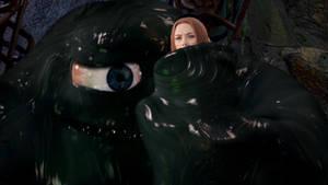 4 marvel girls vs the tar monster pt39