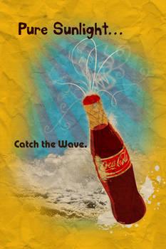 Coca-Cola Pure Sunlight