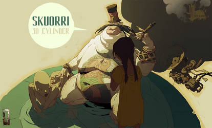 SKUORRI by AzelDm