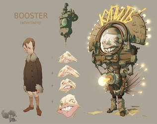 Booster by AzelDm