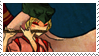 :: Ushiwaka Stamp :: by RzSumisu