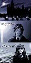 Hogwarts! by Rau-Eru