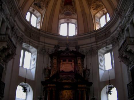 Dom Cathedral-Salzburg,Austria