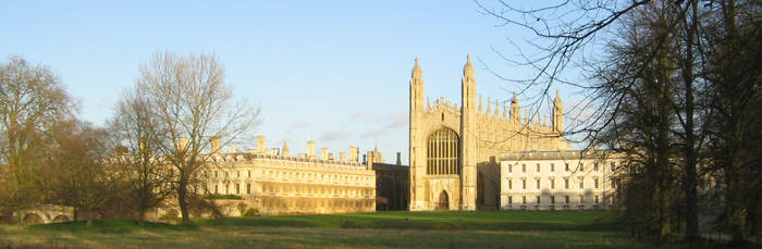 Cambridge, England 2