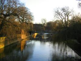 Bridge-Cambridge, England