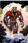 Tone Rodriguez's Colossus
