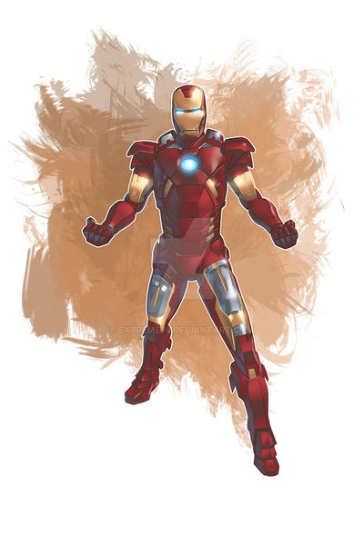 Ironmancolor by Extreme74
