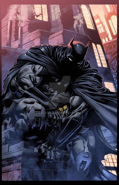 Batmanpinup254 by Extreme74