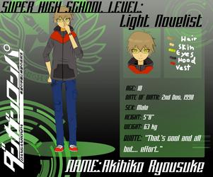 [[AoH - Char. Form]] Akihiko Ryousuke by tsuki-ya