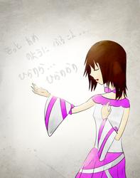 {Gift} /|~Hirari, Hirari~| by tsuki-ya
