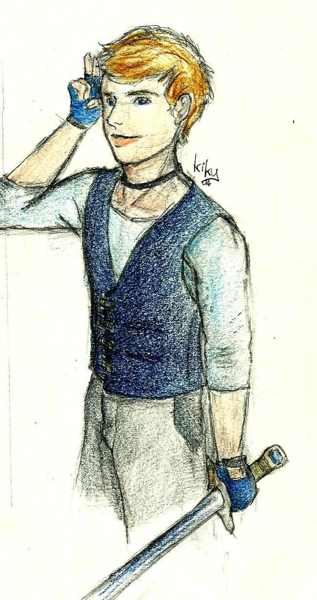 Swordsboy by Kiky97