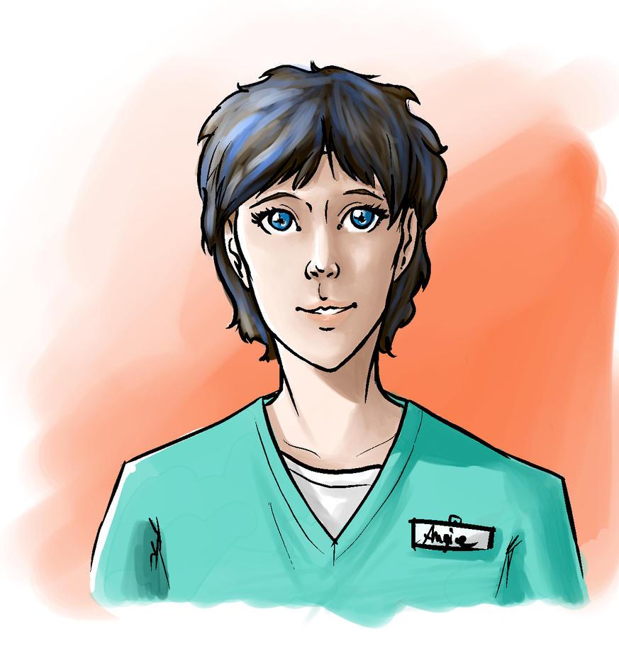 Nurse by Kiky97