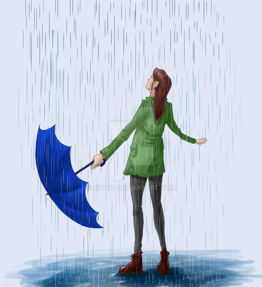 Rain by Kiky97