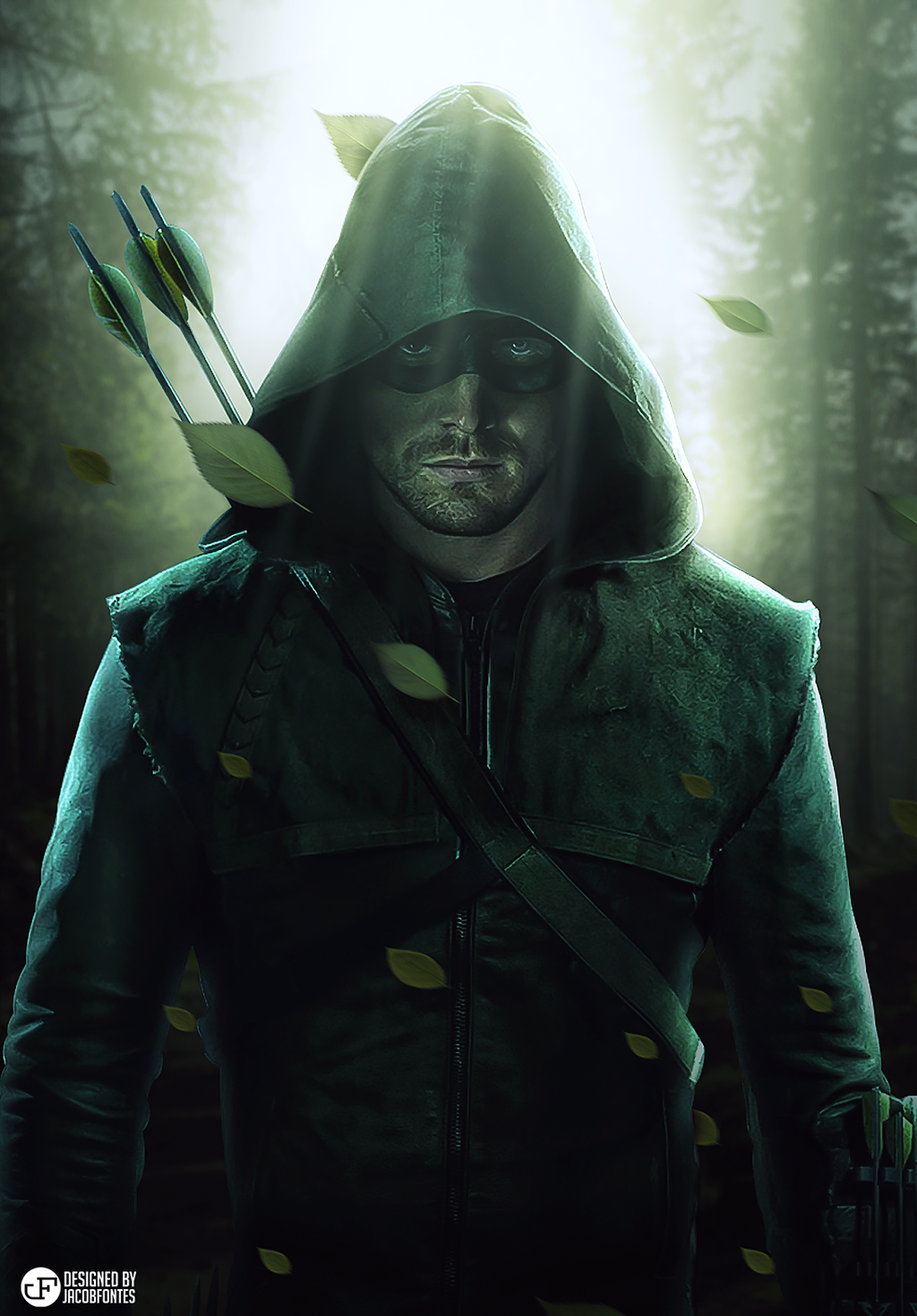 Arrow Season 4 Poster By JacobFCC