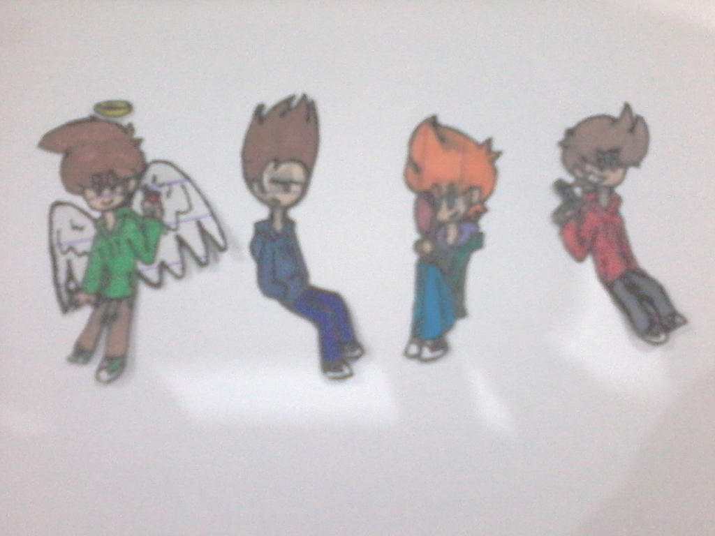 eddsworld tiny chibi paper doll things by puppyrelp