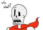 I try on Papyrus | Undertale