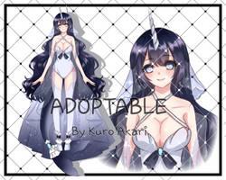 [Open Auction] Adoptable #34 by KuroAkari39