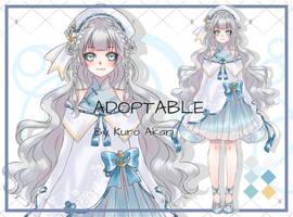 [Open Auction] Adoptable #39 by KuroAkari39