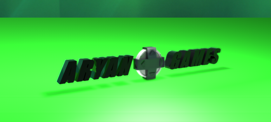Aryan Games Logo 3d By Alfosua12 On Deviantart