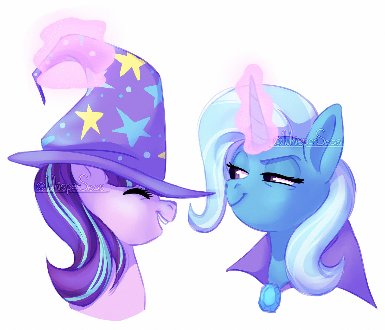 The Great and Powerful Friend by WhisperSeas