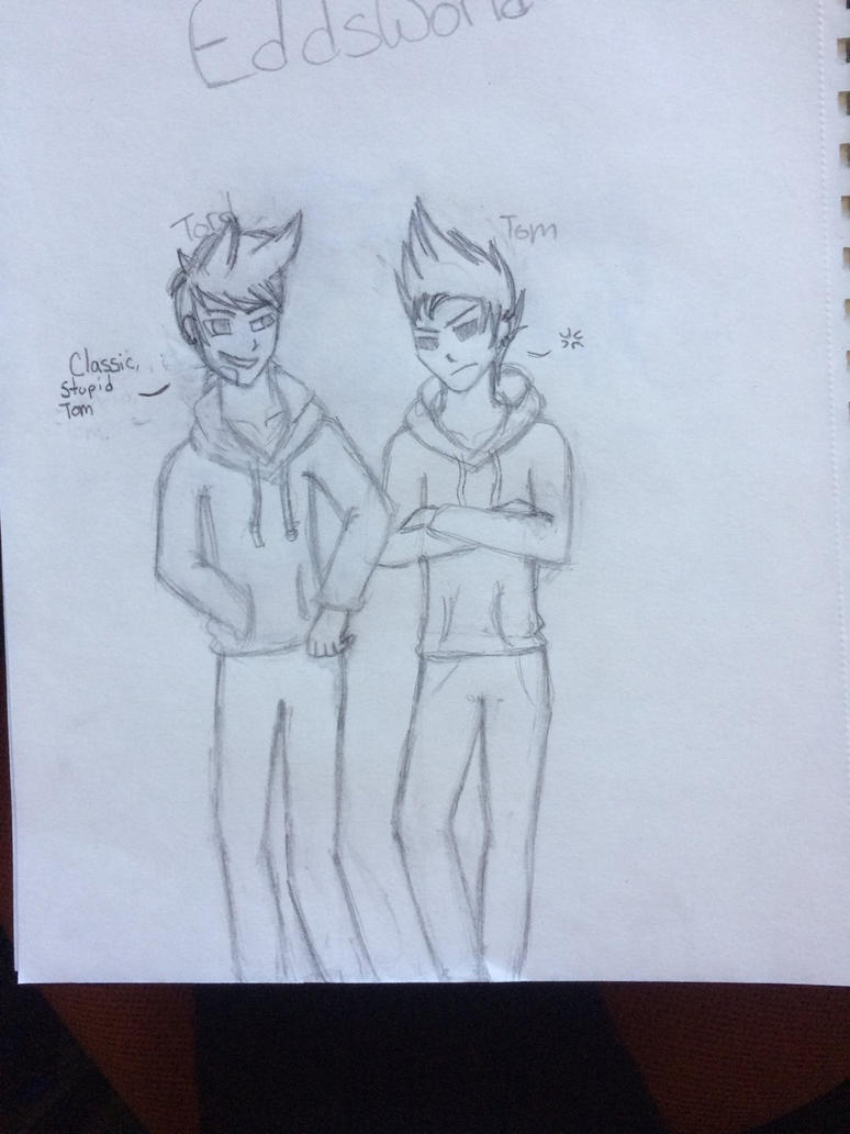 Tord and Tom by ChoiChoco