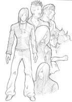 Third Strike sketch by Llewxam888