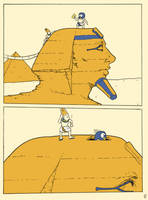 'The Secret Sweets of the Sphinx' - 8 by Llewxam888