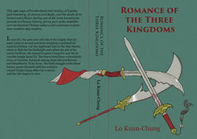 Romance of the Three Kingdoms Cover by Llewxam888