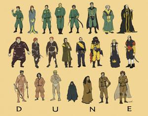 Dune Complete