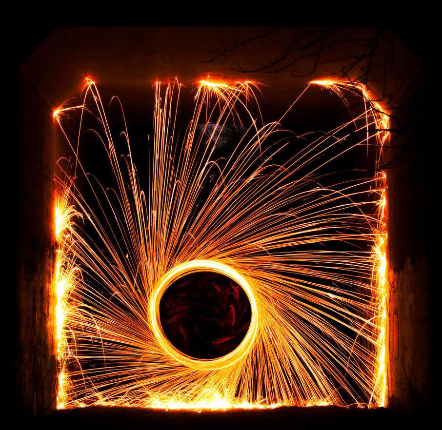 Sparkling portal by TheodorAndersson