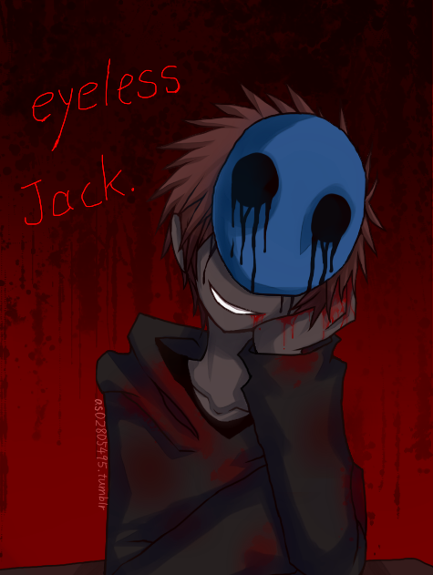 Eyeless Jack Wallpaper Eyeless jack by