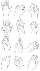 Hands by DarkVow