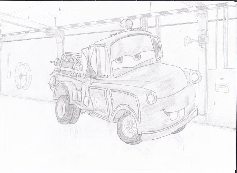 A Cars Toon XD by FullRings on DeviantArt
